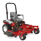 Twigs Lawn Care uses Exmark Lazer Z x-series zero turn mowers